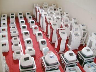 ChinaDiodo Depilação a laserempresa