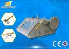 de boa qualidade Lipoaspiração a laser Equipamento & Máquina vascular da remoção cinzenta da veia da aranha do laser da alta freqüência à venda