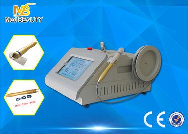 China Máquina vascular da remoção cinzenta da veia da aranha do laser da alta freqüência distribuidor