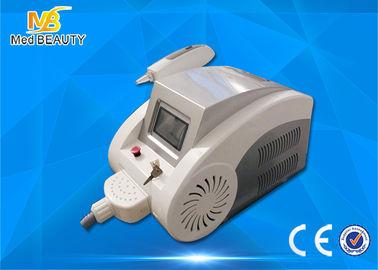 China A máquina cinzenta da remoção da tatuagem do laser do ND Yag, q comutou o laser para a remoção da tatuagem distribuidor